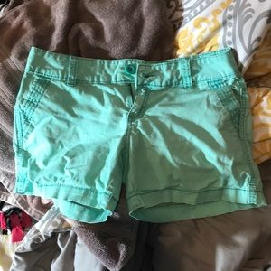Maurices Shorts - Teal shorts
